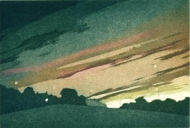 Blackheath Sunset_copyright David T. Bowyer