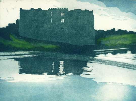 Castle Carew_copyright David T. Bowyer