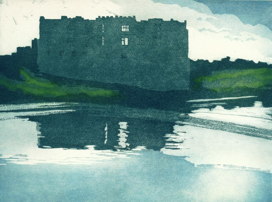 Castle Carew_copyright David T. Bowyer