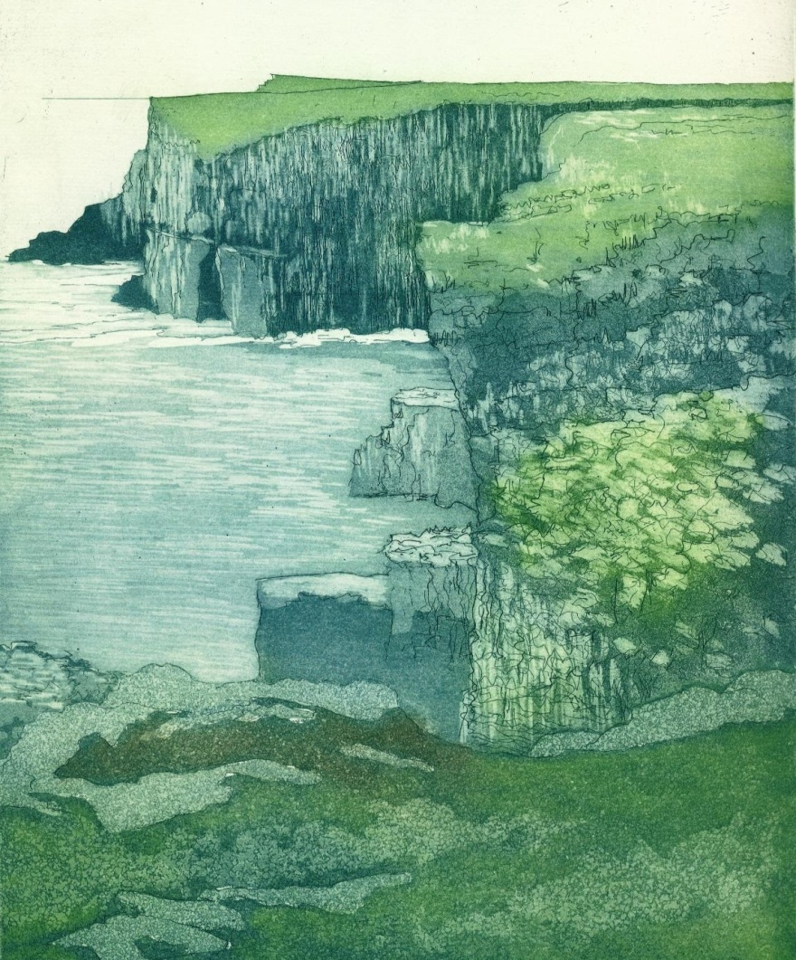 Cliff Path_copyright David T. Bowyer