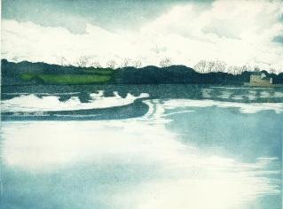Mill Pond_copyright David T. Bowyer