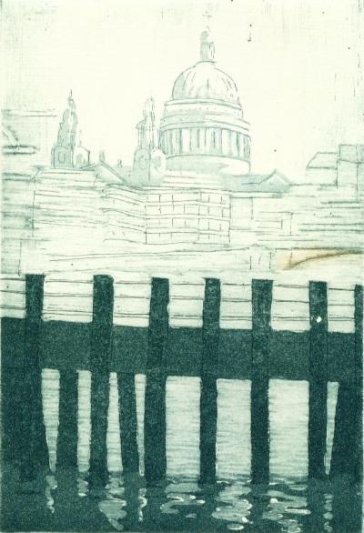 Thames Jetty_copyright David T. Bowyer