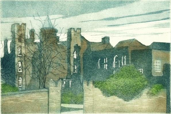 Vanbrugh Castle_copyright David T. Bowyer